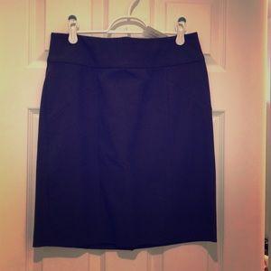Brand new black skirt from Banana Republic